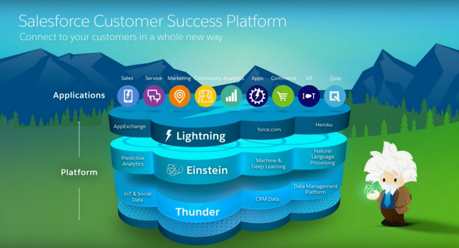 different monetization models B2B Salesforce